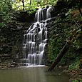 Water Fall at Cove Spring Park in Frankfort KY